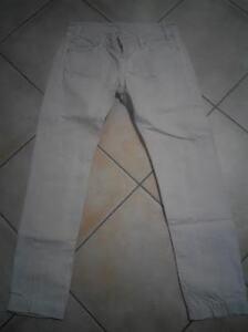 Donna 40 Jo Taglia Bianchi Liu Jeans 26 Pinko Beige Pantaloni A0qnRFwE