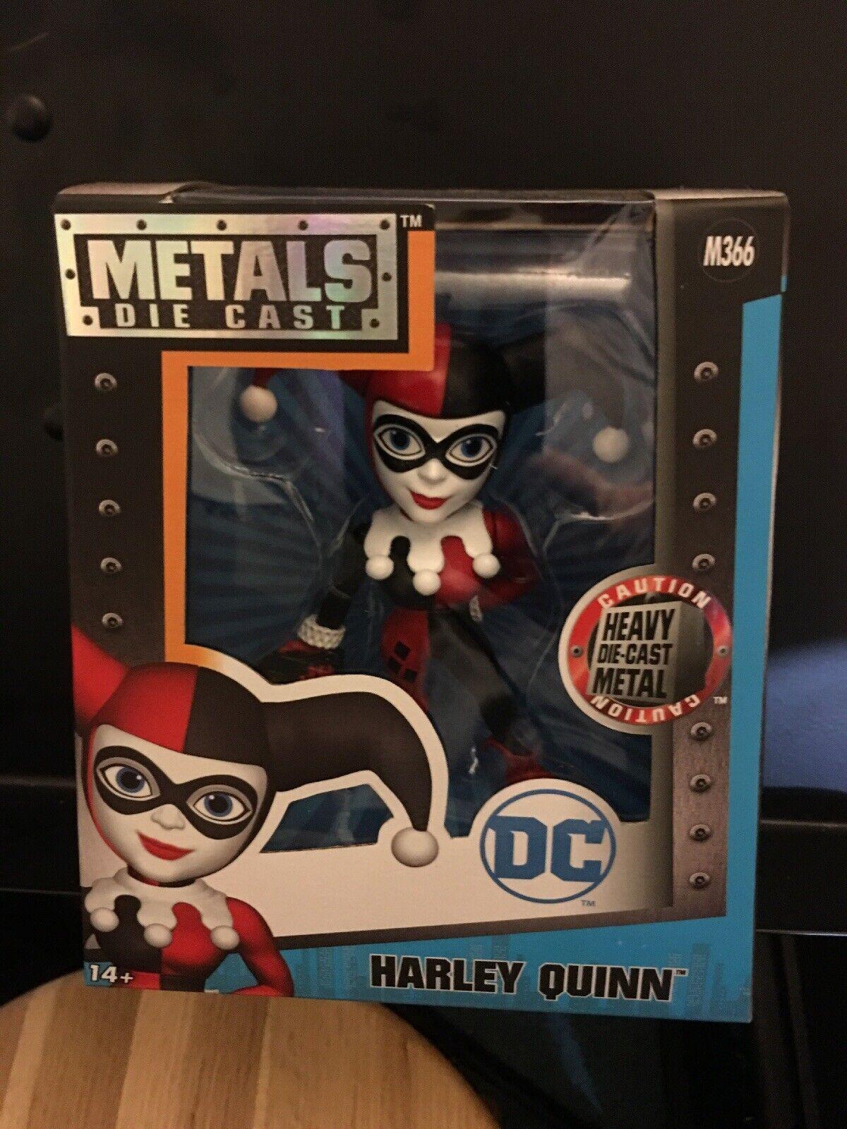 Jada Toys Metals DC Comics Classic Harley Quinn M366 Toy Figure