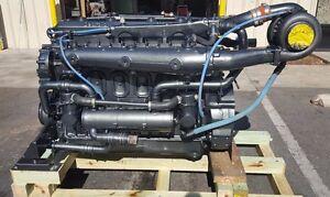 Details about Detroit Diesel 6-71 TIB, Marine Diesel Engine, 485HP