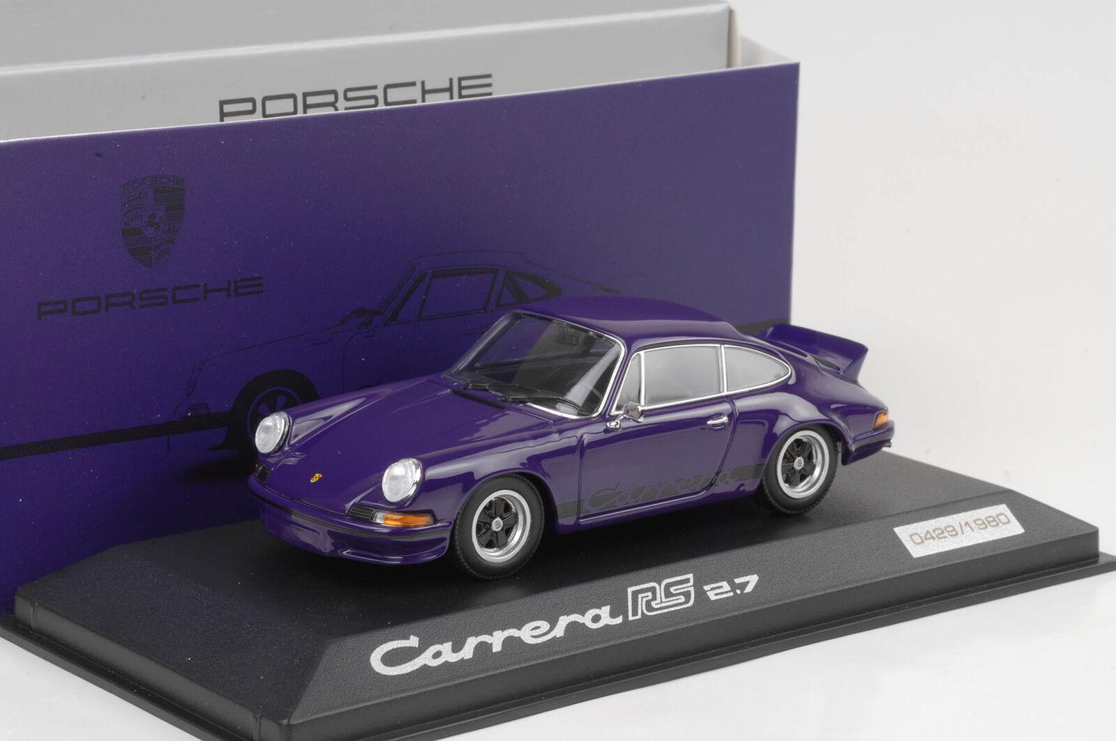 1973 Porsche 911 bilrera R 2.7 Mauve svkonsts Policies 1 43 Minichamps Wap