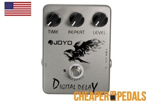 NEW JOYO DIGITAL DELAY JF-08 Guitar Pedal *FREE* SHIPPING! US Dealer
