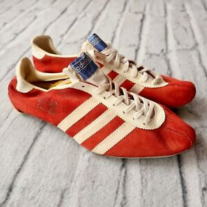 Shoes Vintage Trainers Details Germany Made Track About Adidas 70s In Saturn West A54Rj3L