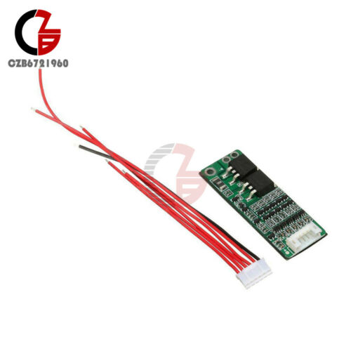 Wires for Li-ion 18650 Battery 5S 15A Lithium Battery Protection PCB Board Cell