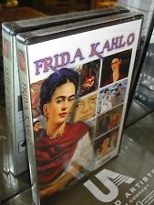 Frida Kahlo: La Cinta Que Envuelve una Bomba (DVD) Biography, BRAND NEW!