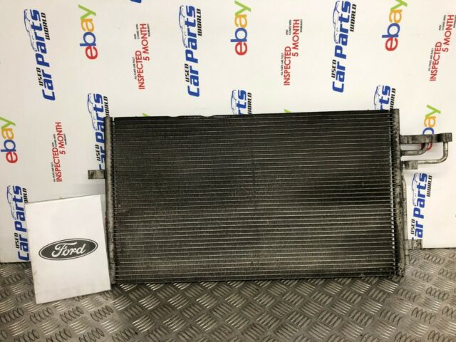 AIR CONDITIONING CONDENSER RADIATOR SEAT LEON 1P FROM 2005 ONWARDS