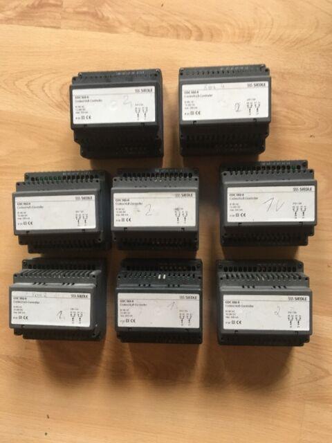 SSS Siedle COC 502-0 Codeschloss-Controller Gebraucht Für COM 511-0