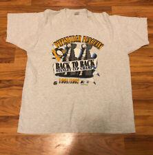 NHL Hockey Toddler Girls Pittsburgh Penguins Love Shirt Beige