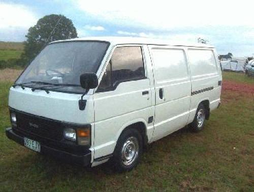 toyota hiace van 1989 2004 petrol diesel workshop repair manual on rh ebay com au toyota hiace service manual toyota hiace workshop manual