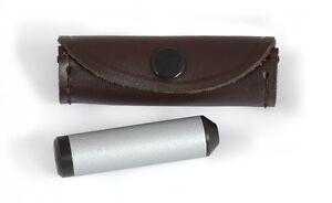 Alu Taschen Spektroskop + Lederhülle Seien Sie Im Design Neu