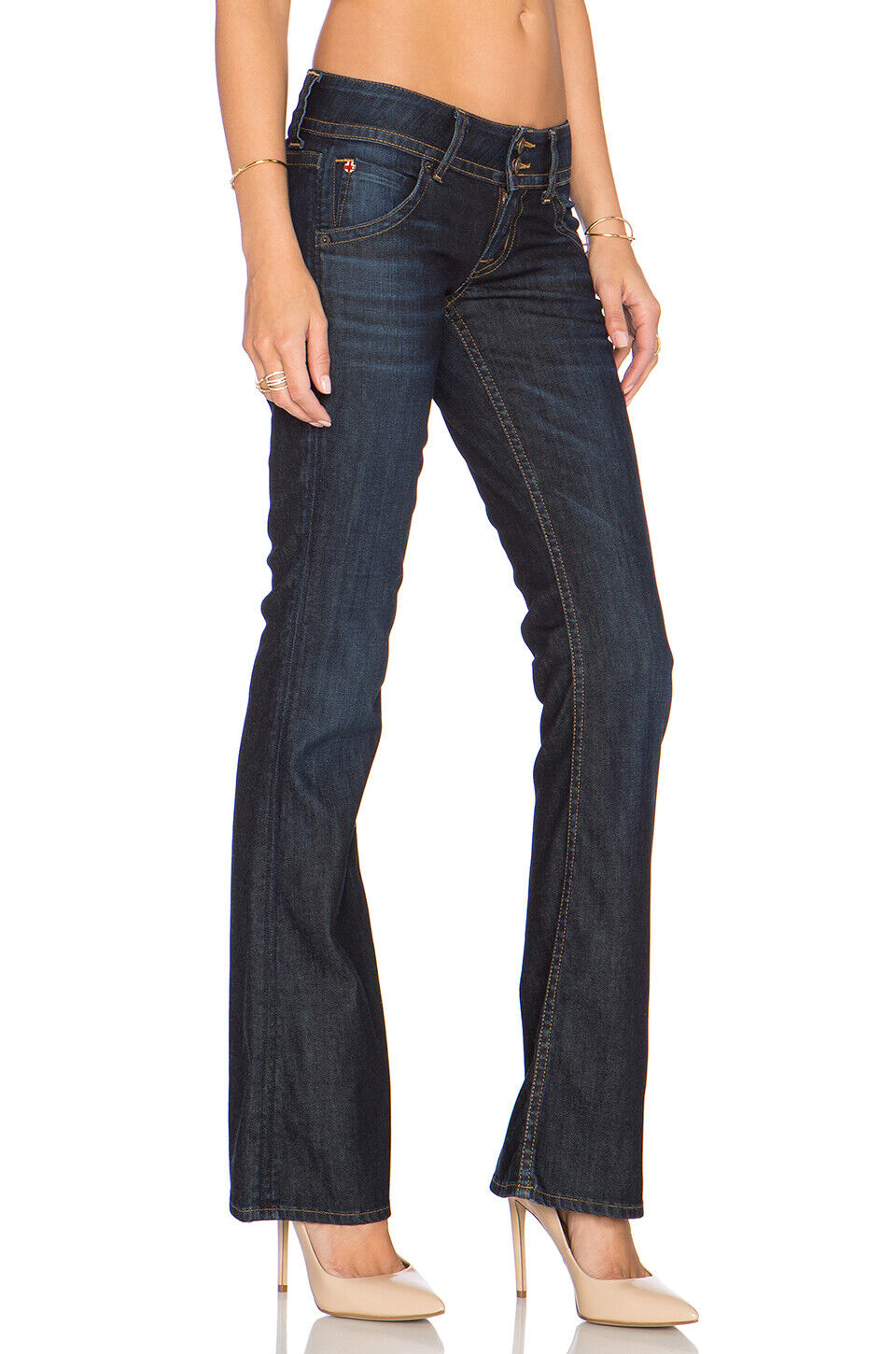 HUDSON Jeans Signature Bootcut Size 28 color Firefly