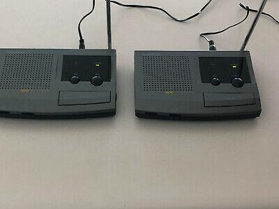RadioShack Model 21-1845 Desktop Two-way FRS Intercom Transceiver Radio Tested for sale online