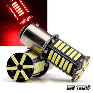 Ampoule-36-LED-BAY15D-1157-P21-5W-feu-de-Position-Stop-Lampe-Rouge-12V-ESS-TECH