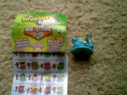 The Grossery Gang Series 4 Bug Strike Complete Your Collection