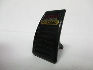 New daiwa spinning reel part 781 6320 gc100 push button for Push button fishing reel