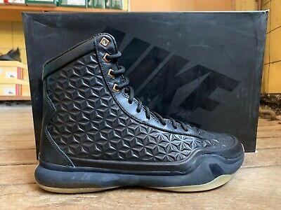 NIKE KOBE X ELITE High EXT QS 10 Noir Gum 42,5 9 NEW sneakers Black 822950 001   eBay