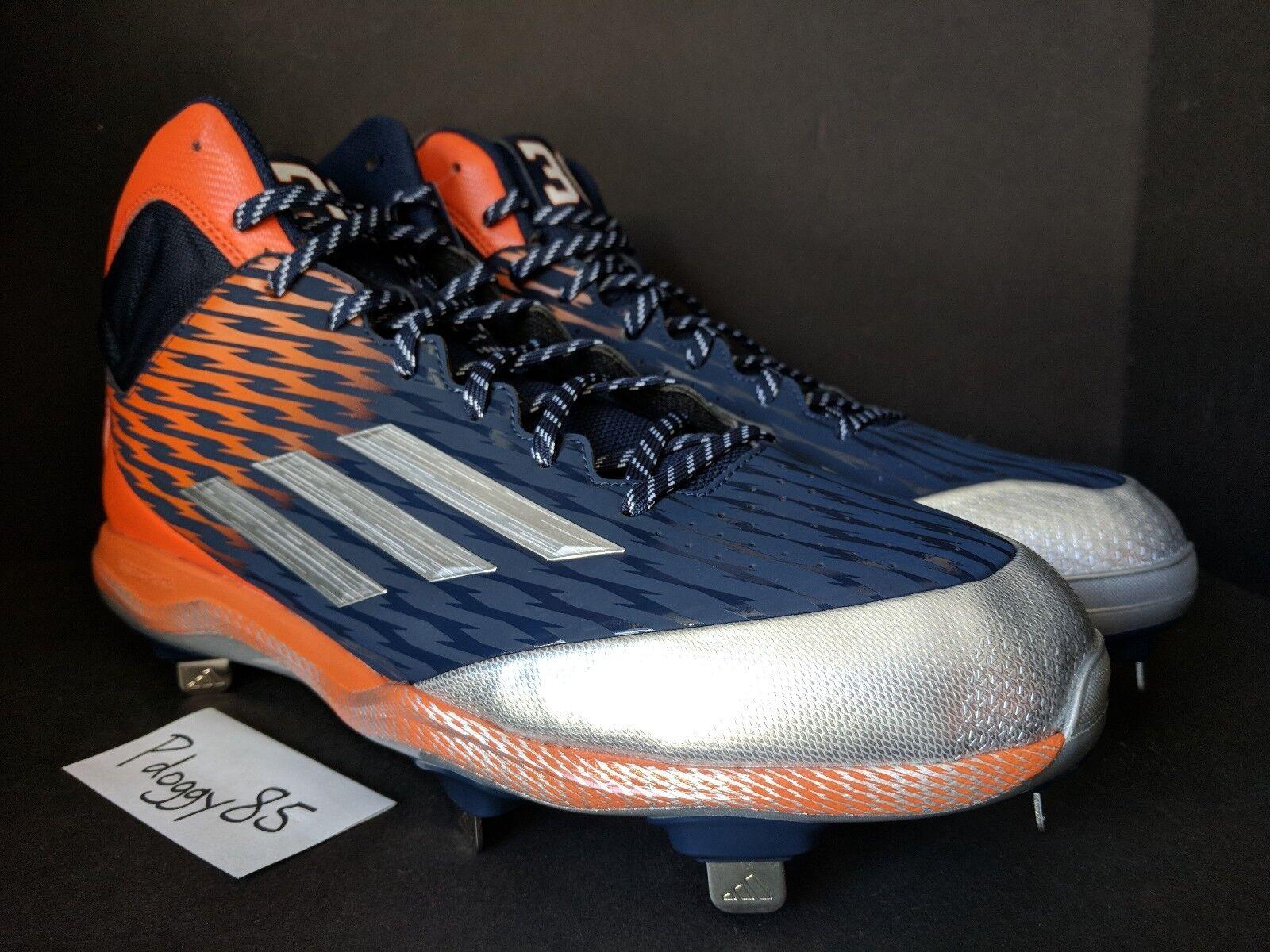 Adidas Litestrike Boost Carlos Gomez Player Exclusive PE Size 16 Game Worn