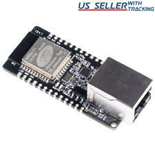 Wt32 Eth01 Esp32 Module Ethernet Wifi Bluetooth Development Board 100mbps Rj45