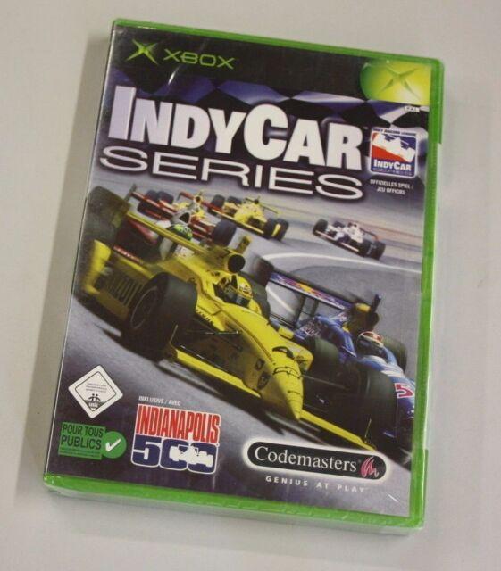 JEU XBOX IndyCar Series    neuf