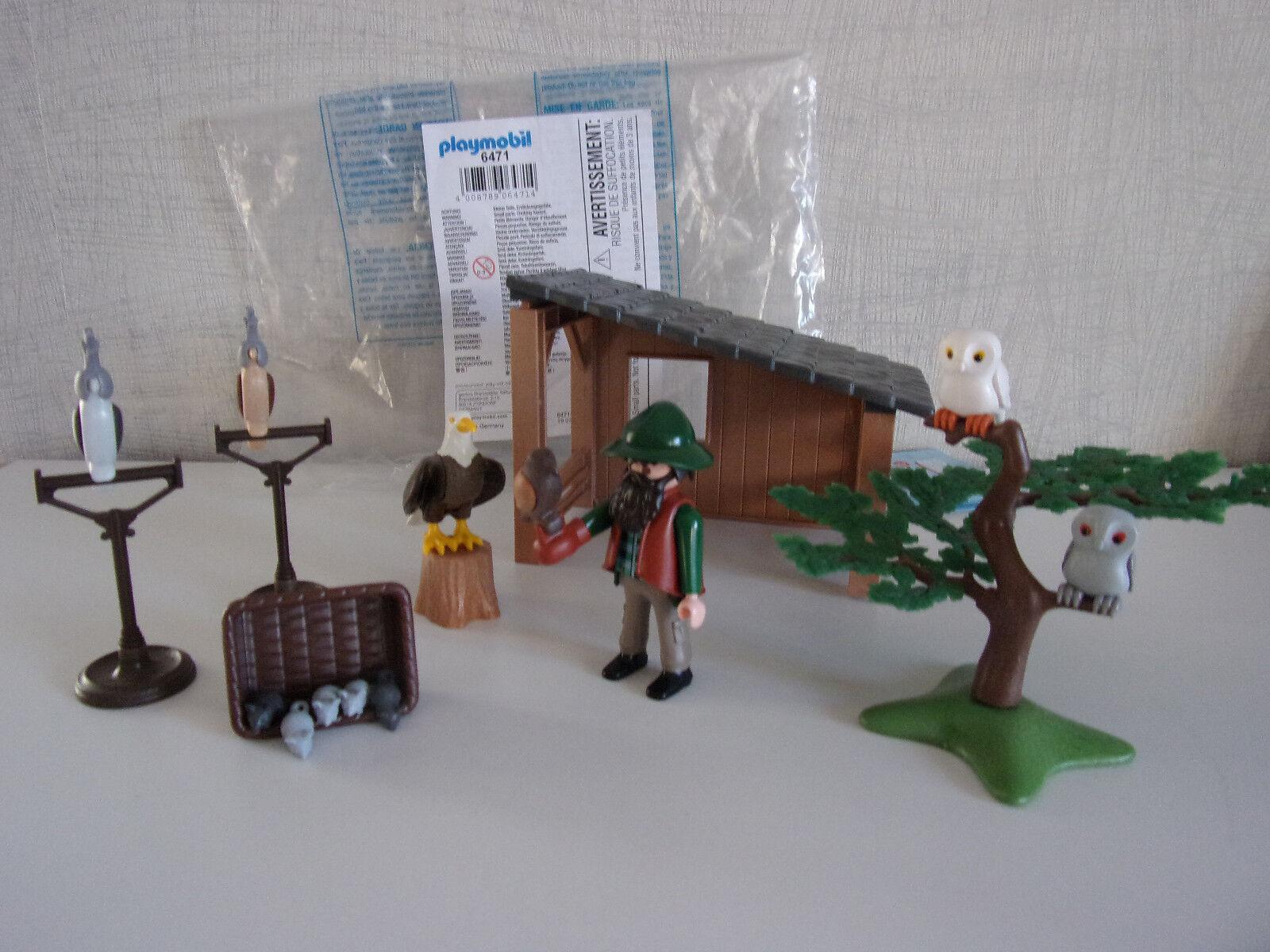 Playmobil Ergänzungen & Accessoire - 6471 Falknerei (Country) -