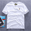 Men-039-s-Bape-Monkey-Head-Pattern-Round-Neck-A-Bathing-Ape-T-Shirt-Tee-Shirt thumbnail 4