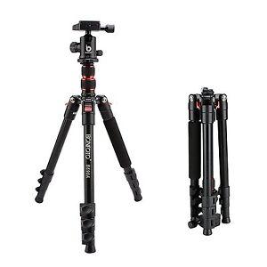 Universal Professional Aluminum Travel Tripod&Ball Head Portable For DSLR Camera 612032616502