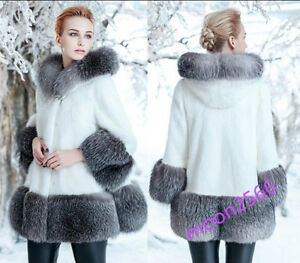 Luxury-Womens-Faux-Mink-Fur-Coat-Winter-Thick-Fox-Fur-Collar-Jacket-Hooded-Parka