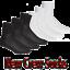 mens-Sport-Socks-3-4-trainer-work-Cotton-Blend-Crew-air-mesh-technolgy
