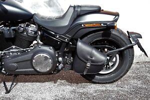 Harley Davidson Fatboy Swingarm Bag