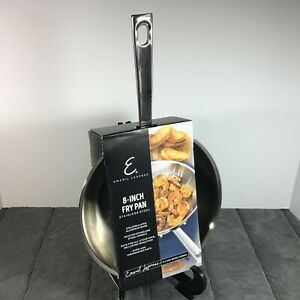 Emeril-8-034-Frying-Pan-Stir-Fry-Sauce-Pan-Stainless-Skillet-Oven-Safe-All-Cooktops