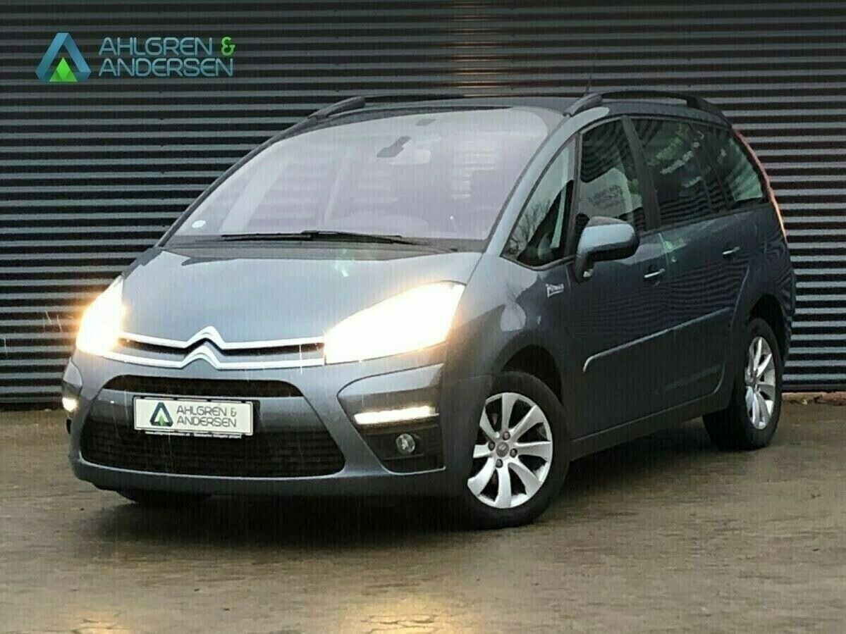 Citroën Grand C4 Picasso 1,6 e-HDi 112 Seduction E6G 5d