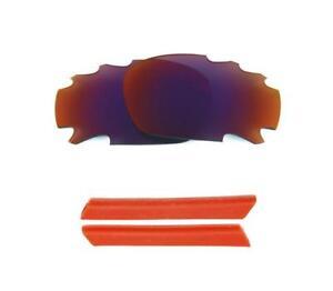4dd799e71d Caricamento dell'immagine in corso Nuove-Polarizzate-Luce-Lente -Rossa-amp-Ear-Sock-