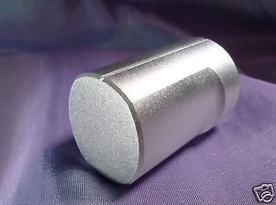 33x23mm Audio Research Arc Type Aluminum Knob Silver Sand Blasted Alps Volume