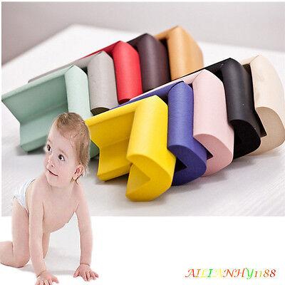 2PCS Foam Soft Corner Table Desk Edge Protector Baby Kids Safety Guard Cushion