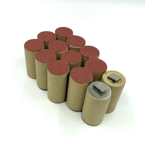 Battery Pack For FESTOOL BPS 15.6V 4000mAh Ni-MH Heavy duty T-Nr 481710 D-73240