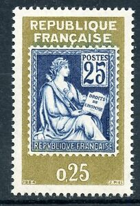 STAMP-TIMBRE-NEUF-LUXE-N-1416-PHILATEC-1964-TYPE-MOUCHON