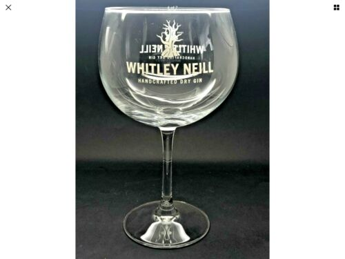 BRAND NEW /& GIFT WRAPPED Any Colour Choice WHITLEY NEILL GIN BALLOON GLASSES