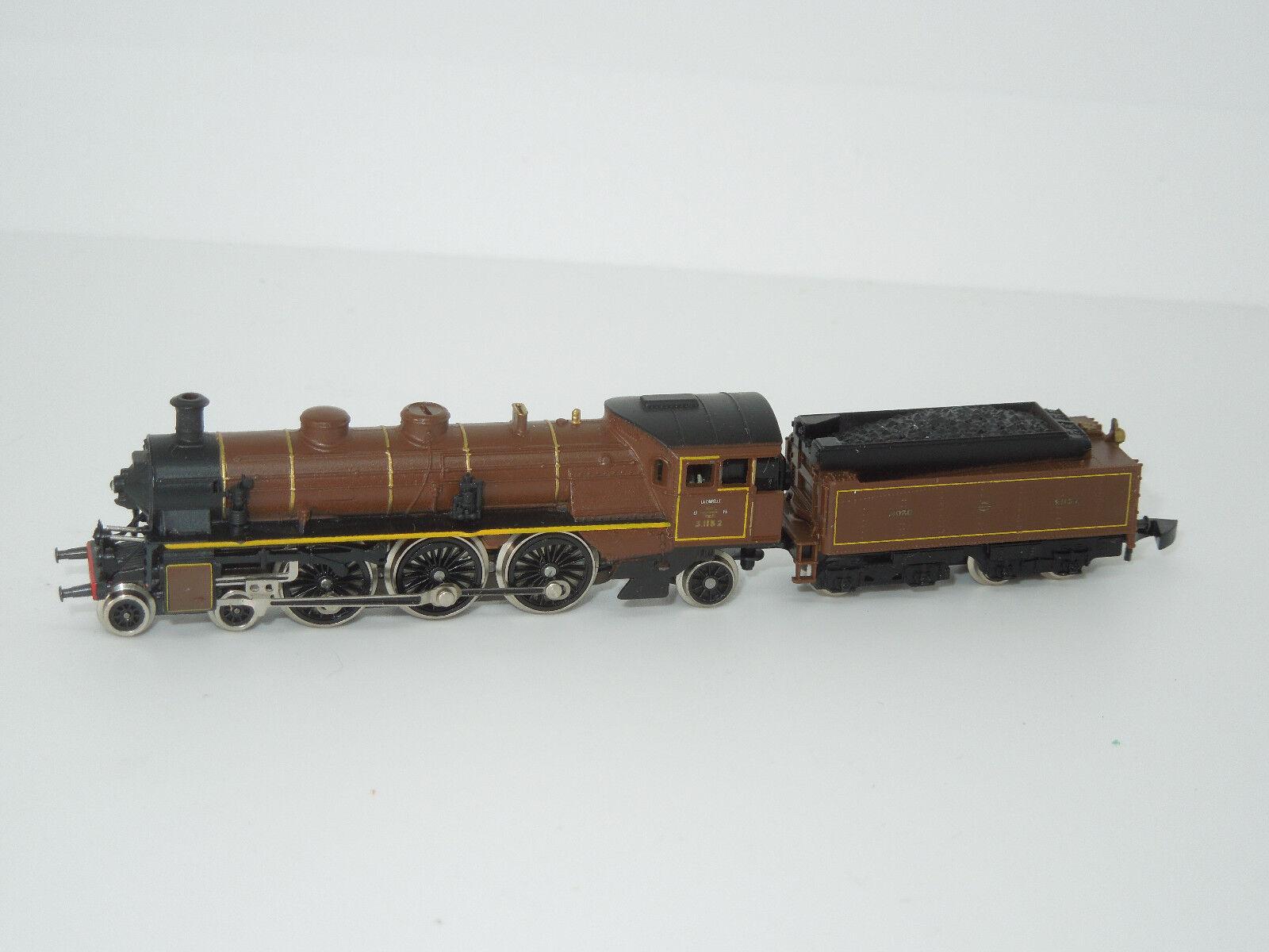 mini-club Locomotiva Orient Express