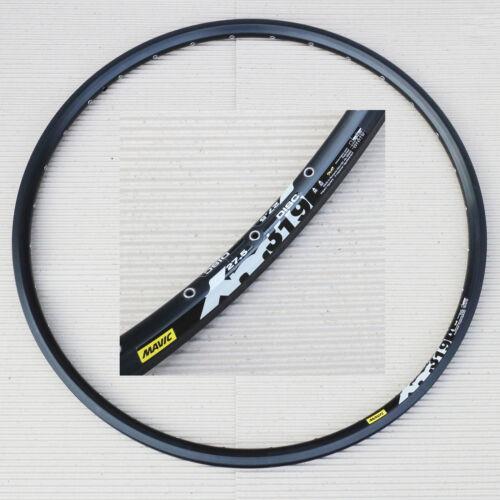 584-19 27,5 FELGE MAVIC XM 319 DISC 32 Loch VL 8,5 mm einfach geöst schwarz