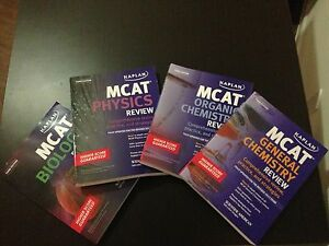 Best MCAT Prep Books (April 2019). MCAT Review Books ...