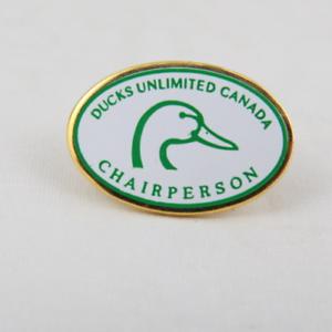 Ducks Unlimited Pin Ducks Unlimited Canada Chairperson Sticker Pin Ebay