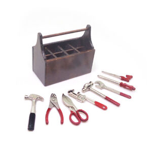 Hardware 4 Spanners DOLLS HOUSE