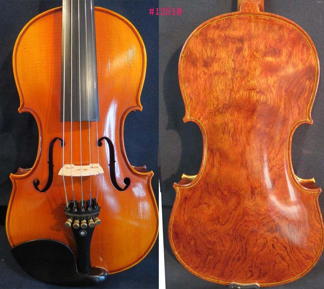 Canción maestro de palo de rosadodo 5 Cuerdas Cuerdas Cuerdas Violín 4 4,big y dulce sonido  12518  el más barato