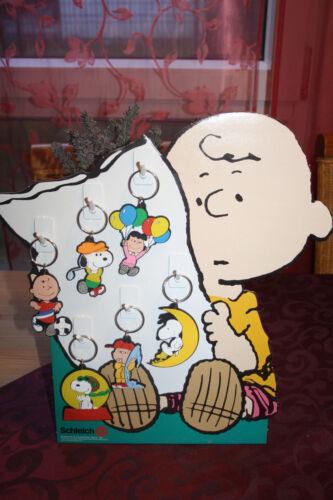Peanuts Schlüsselanhänger von Schleich verschiedene