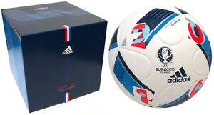 ADIDAS EURO TOP REPLIQUE FUSSBALL BALL NAHTLOS GESCHENKBOX AC5414