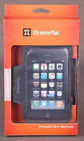 Xtrememac Sportwrap For Iphone 3g/3g S/ + Ipod Touch New/sealed-neoprene
