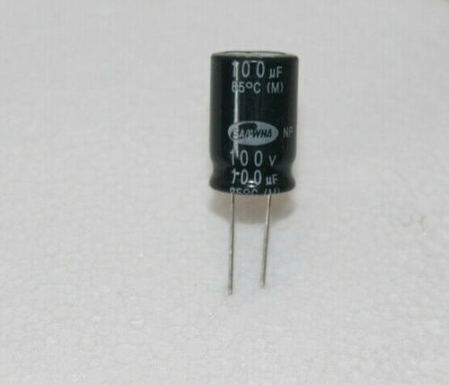 radial axial electrolytic pack of 6, 10 or mixed bag of 9 ceramic capacitor