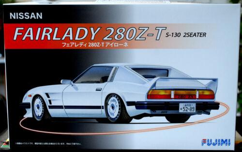 1980 Nissan Fairlady Datsun 280Z-T S-130 2-Seater JDM 1:24  Fujimi 039411