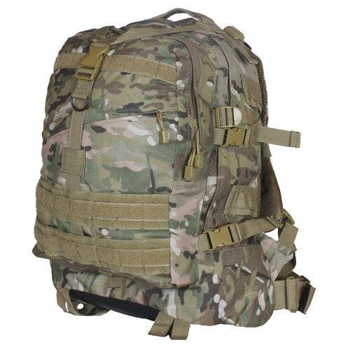 Neu - Militär Patrol Tactical Assault Molle Rucksack Multicam