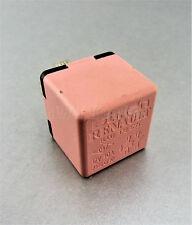 168-Renault Scenic Laguna Megane 4-Pin Light Pink Relay 8200338695 40A Bitron
