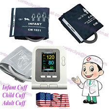 US Digital Blood Pressure Monitor,NIBP,Adult+Child+Pediatric+SW,Sphygmomano